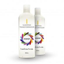 Shampoo transformador